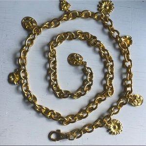 Accessories - Gold Chain Belt